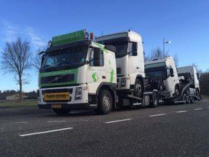 Diensten Truck Transport