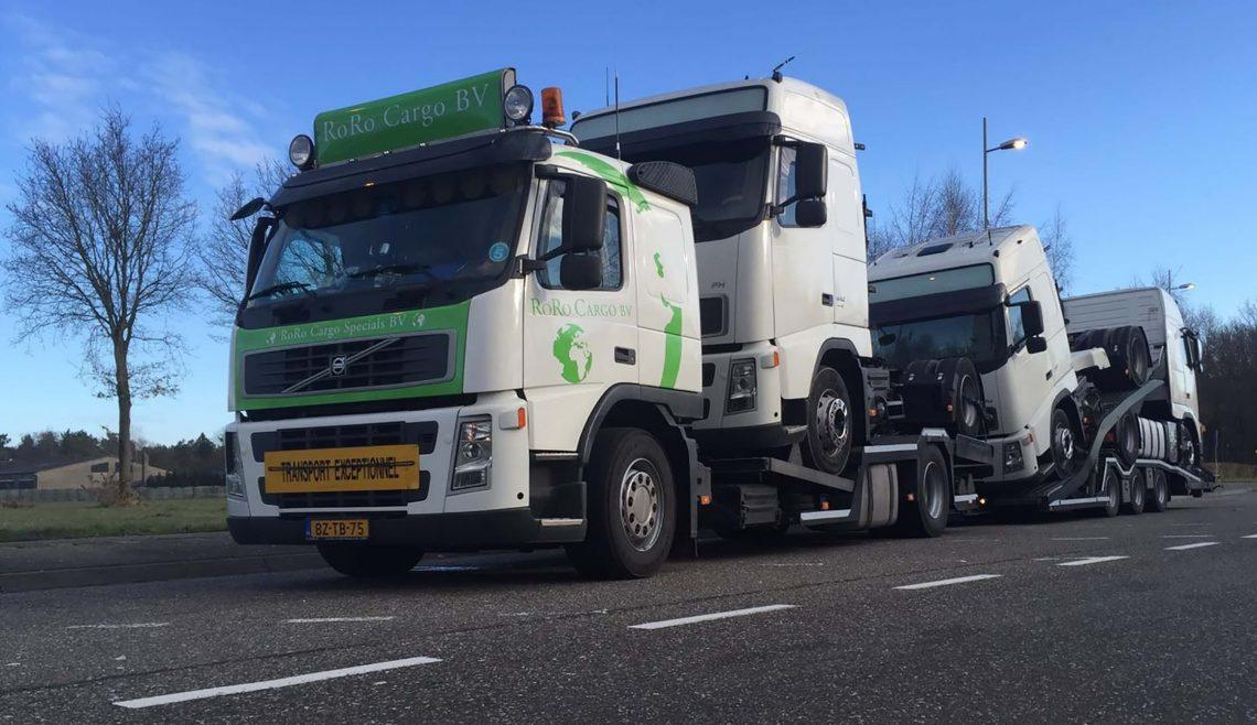 Vrachtwagentransport